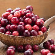 uti cranberries home remedy